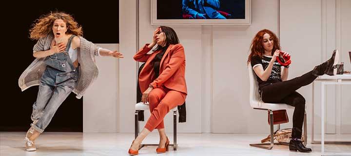Finalizada: -25% en tus entradas para ver 'El mensaje' en el Teatro Lara