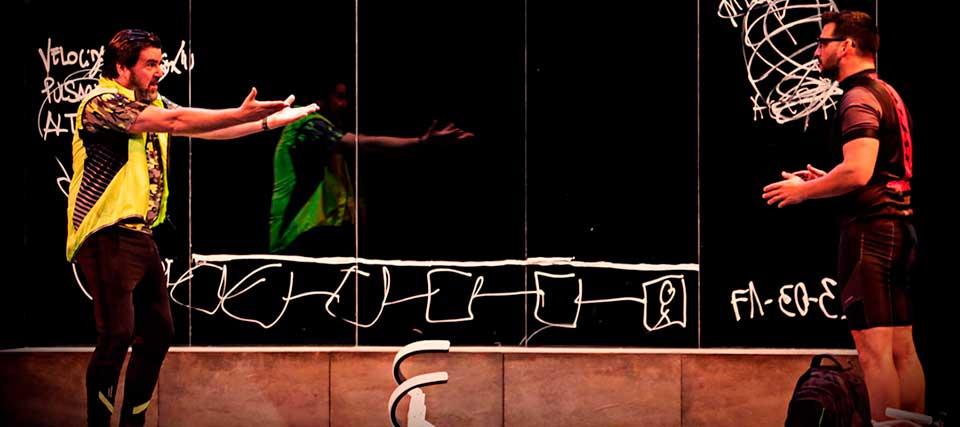 El ciclista utópico - Teatro Galileo - Teatro Madrid