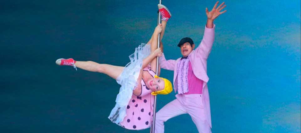 Magia & Circus Proyect: La Caja