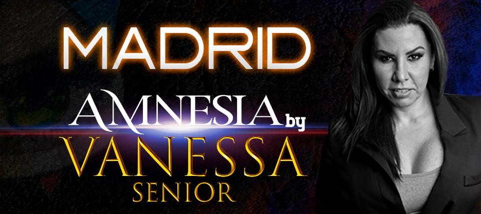 Amnesia by Vanessa senior