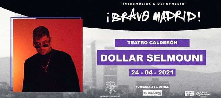 Dollar Selmouni en concierto