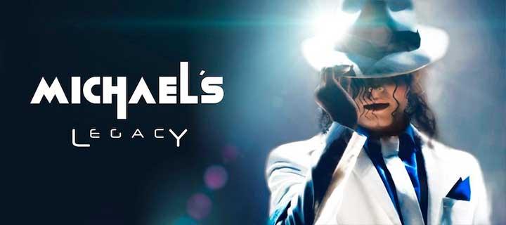 Consigue un -20% en tus entradas para 'Michael's Legacy' en el Teatro Calderón