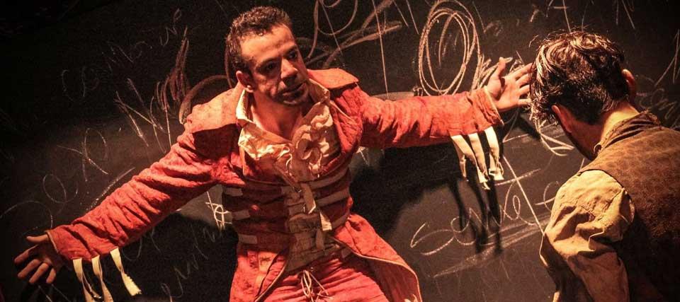 SADE en una velada incómoda - El Umbral De Primavera - Teatro Madrid
