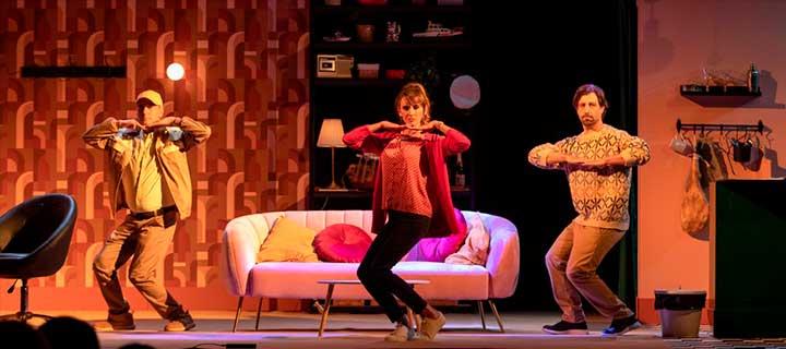 -20% en tus entradas para 'Lotto' en el Teatro Reina Victoria