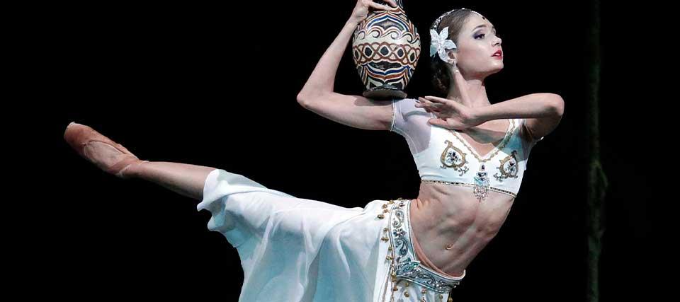 Ballet Bolshói: La bayadera