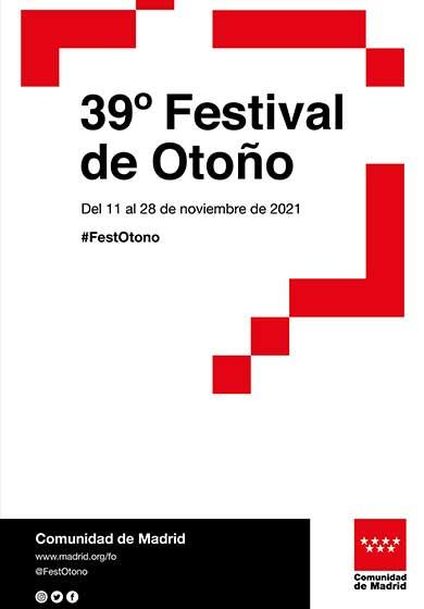 XXXIX Festival de Otoño 2021