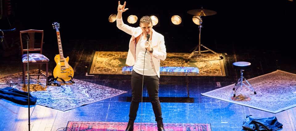 Canco Rodríguez: El rock & roll ha muerto - Teatros Luchana - Teatro Madrid