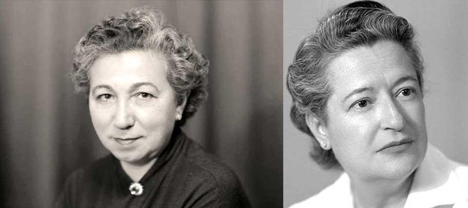 Cantando a dos poetisas: Ángela Figuera Aymerich y Carmen Conde