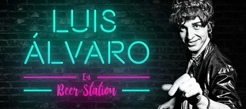 Luis Álvaro: El espectáculo