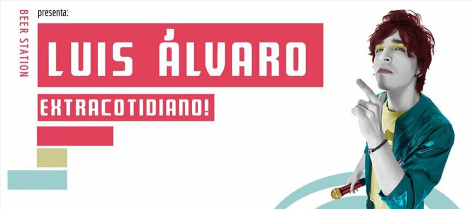 Luis Álvaro: Extracotidiano