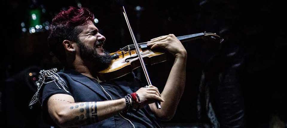 STRAD. El Violinista Rebelde: Vuelo 31